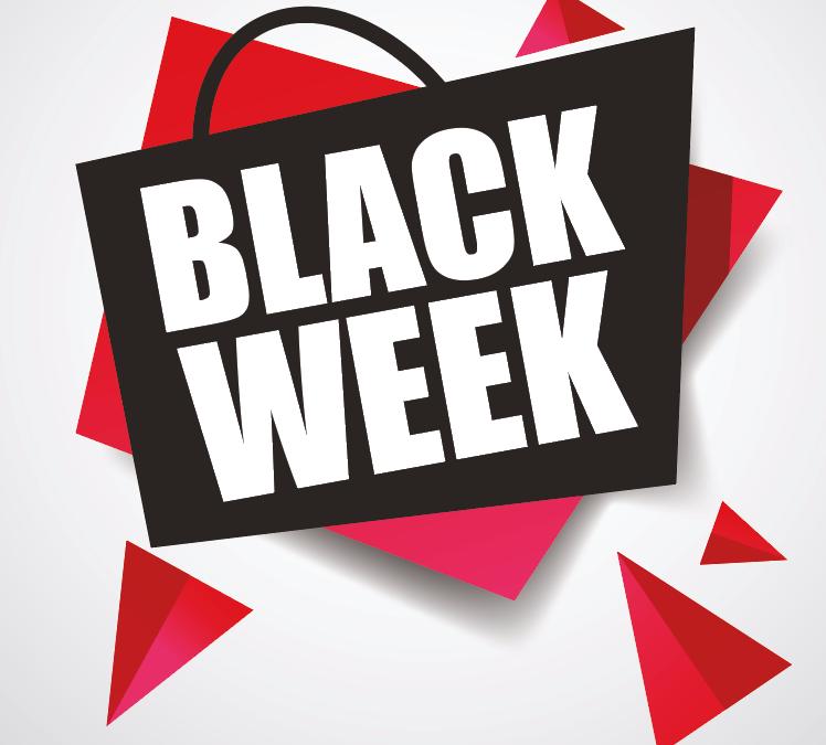 Arriba la BLACK WEEK de la UCR!
